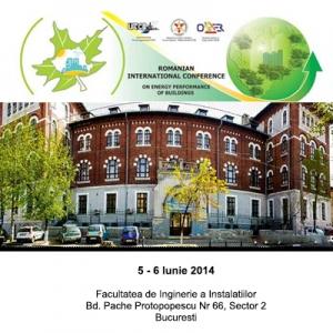 Jetrun va prezenta in cadrul  Conferintei Internationale RCEPB 2014 solutii inovative pentru certificarea cladirilor verzi