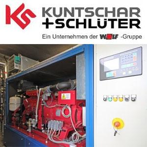 Stația de epurare pentru ape uzate Medgidia beneficiază de cogenerare de înaltă eficiență marca Kuntschar & Schlüter - Wolf