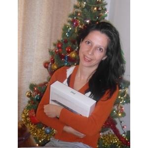 margareta. Badescu Mariana - Castigatoarea Ipad 4