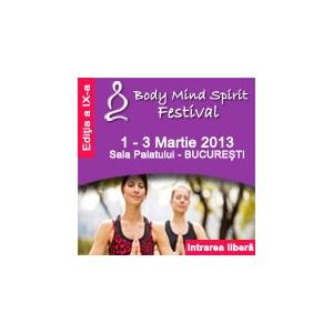 Body and Mind. Conferinte Gratuite la Body Mind Spirit Festival