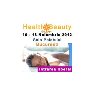 Monica Tatoiu. Monica Tatoiu prezenta la Health & Beauty Expo