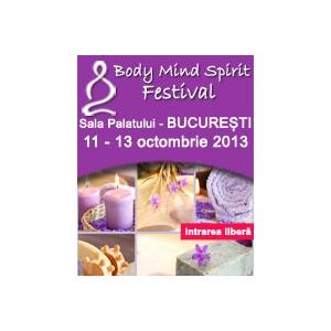 firicel cearnau. Participa la conferintele din cadrul Body Mind Spirit Festival !