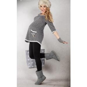 mama. Cea de-a cincea prezentare de moda cu gravide si mamici celebre Mama Boutique intr-un cadru select
