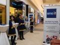 Moş Crăciun şi spiriduşii săi sunt pentru un weekend la One IT, în Polus Center Cluj