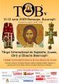 TOB - Târgul Internaţional de Veşminte, Icoane, Cărţi şi Obiecte Bisericeşti - ediţia a V-a