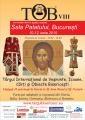 TOB - Targul International de Vesminte, Icoane, Carti si Obiecte Bisericesti - editia a VIII-a, Sala Palatului, 10-12 iunie 2010