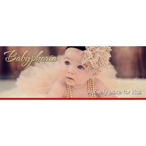Babyphoria - A lovely place for kids. Parinti si copii, va invitam sa faceti cunostinta cu Babyphoria - A lovely place for kids, un magazin online cu stil si personalitate dedicat copiilor