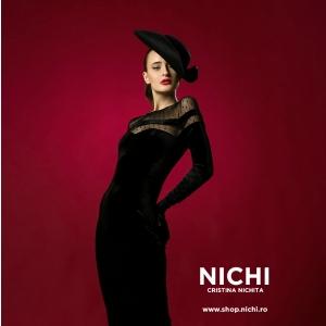 smarald. Mini Colectia Special Events NICHI CRISTINA NICHITA. Lux si rafinament sub semnul elegantei!