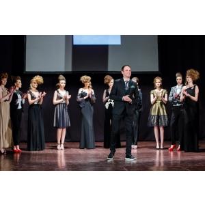 NICHI CRISTINA NICHITA a lansat colectia Primvara 2015 in cadrul Galei MODELE FEMININE