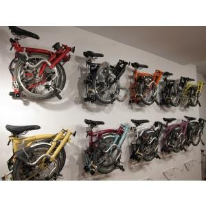 brompton. Ciclissimo isi propune sa vanda 350 de biciclete Brompton in sezonul 2011