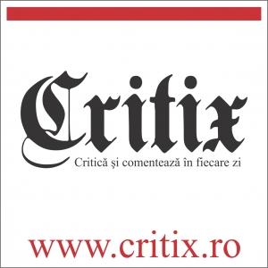 critică. critix logo