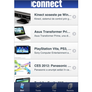 aplicatie android connect. aplicatia connect romania