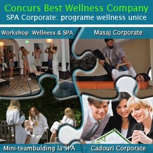 Concurs Best Wellness Company