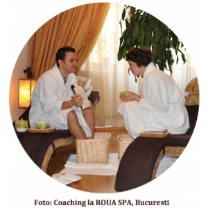 despreSpa.ro si InsideBloom lanseaza  primul program de  COACHING LA SPA din Romania