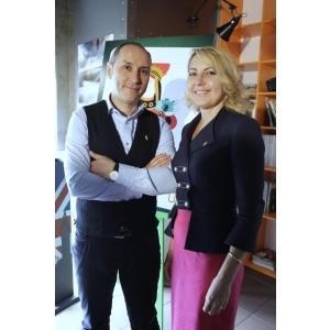 """F64 Studio. F64 împlineşte 13 ani.  Marian Alecsiu, cofondator: """"Succesul ultimilor 13 ani arată că ne-am făcut treaba foarte bine până acum"""""""