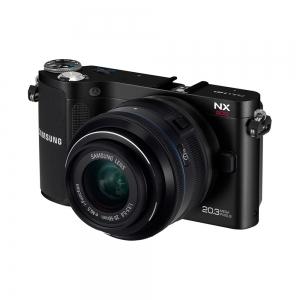 alta nx. F64  si Samsung va prezinta aparatul premium NX200