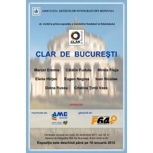 Clar de Bucuresti. Se anunta... Clar de Bucuresti la F64