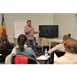 Atelier de discurs public