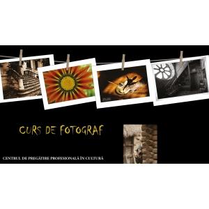Curs de FOTOGRAF
