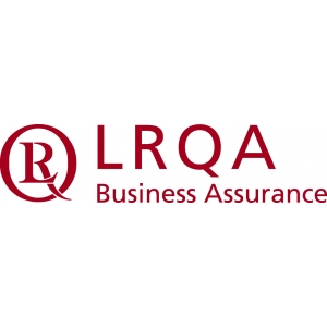 iso automotive. LRQA logo