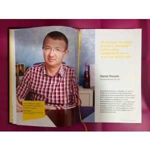 artvertising. Unul dintre clienții Artvertising este printre cei mai buni antreprenori din România