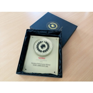 Star Lubricants - Gold Award for Business Performance