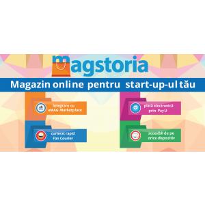 Magazin online Magento pentru start-up-uri de la Innobyte – MAGSTORIA