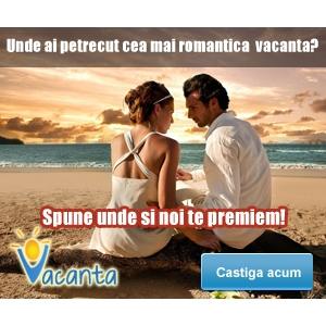 Concurs: Vacanta.Infoturism te invita la romantism!