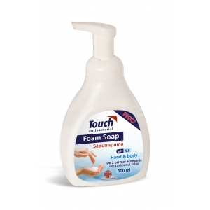 touch antibacterial. Sapun spuma Touch