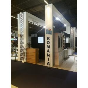 România reprezentată la Paris de treisprezece brand-uri de mobilă și decorațiuni interioare
