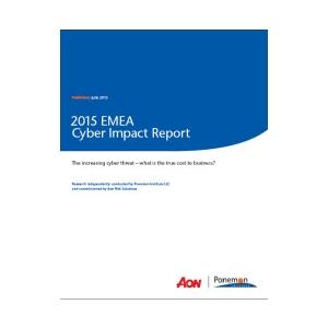 institutul ponemon. Raportul EMEA privind riscul cibernetic lansat de Aon si Institutul Ponemon