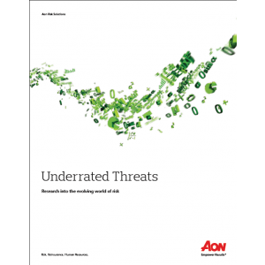 Advanced Persistent Threats. Aon Underrated Threats 2015