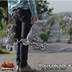 rollerblade. Colectia de role Rollerblade 2012 este disponibila acum la magazinul Skates.ro !