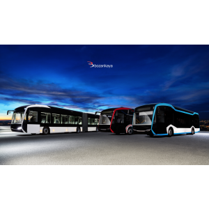 bozankaya-sileo. Autobuze Electrice, Troleibuze_Bozankaya