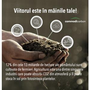 Fermierii își pot suplimenta veniturile cu 45-105 euro/ha/an, prin captarea în sol a 3-7 tone de CO2e/ha/an, trecând la agricultura conservativă