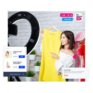 Live commerce shopping_streams.live