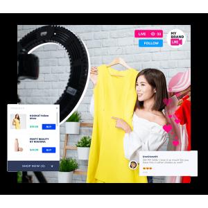Oveit, compania care a adus în România conceptul Live Stream Shopping, deschide împreună cu SeedBlink o rundă de finanțare de tip SAFE