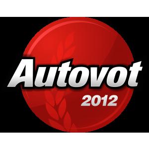 autovot 2012. Autovot 2012