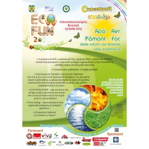 eco forum. Afiș eveniment