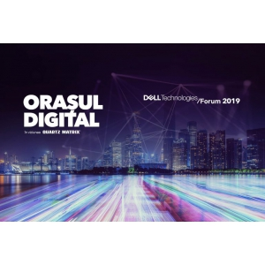 QUARTZ MATRIX aduce ORAȘUL DIGITAL la Dell Technologies Forum