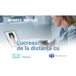Quartz Matrix susține continuitatea activităților din organizații în următoarea perioadă