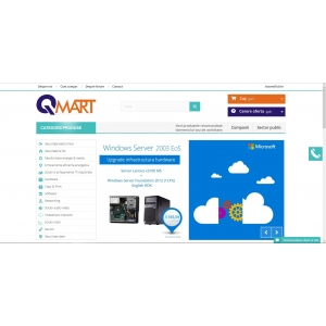 S-a lansat www.qmart.ro – magazinul online de tehnologii inteligente pentru mediul de business
