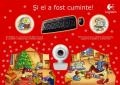webcam. Iarna aceasta Logitech te provoaca: fii unul dintre castigatorii unui webcam!