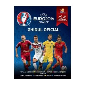 bilete UEFA. Totul despre UEFA Euro 2016 in doua carti care nu trebuie sa iti lipseasca