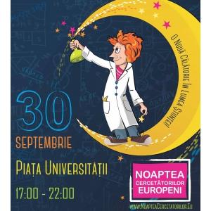 Asociatia Environ  - Partener la Noaptea Cercetatorilor Europeni