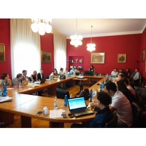 pastel urban. Managementul Deşeurilor Urbane la un nou nivel – prin participarea la Proiectul European Urban_WINS
