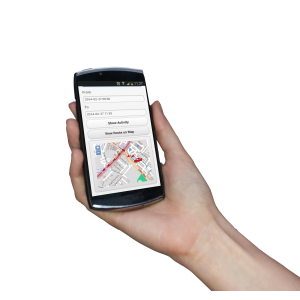 Nexus. Nexus Locator pe Telefon