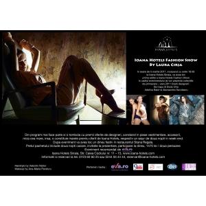 promoter. Ioana Hotels promoter pentru tinerele talente ale designului vestimentar autohton.