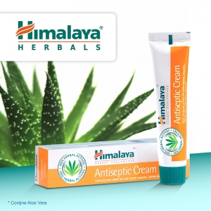antiseptic cream. Antiseptic Cream - Crema pentru uz general Himalaya – efect benefic in rani diverse
