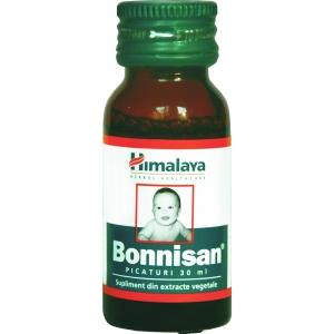 nou-nascuti. Bonnisan – pentru combaterea afectiunilor digestive la nou-nascuti si sugari